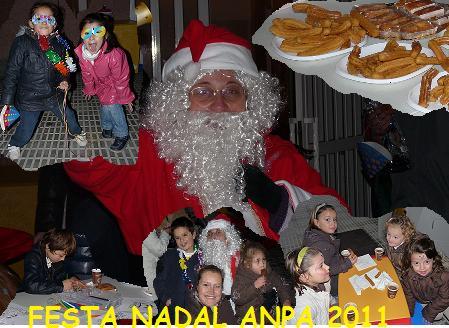 DÍA 21 DECEMBRO  17:00 HORAS FESTA NADAL