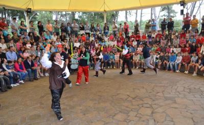 Campamentos A Lanzada 2014