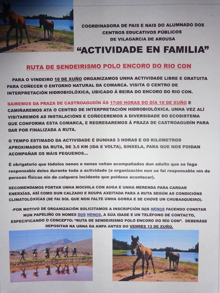 SENDERISMO POLO ENCORO DO RIO DO CON