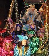 Cultura invita a 45 nenos a acompañar aos Reis Magos na Cabalgata do 5 de xaneiro