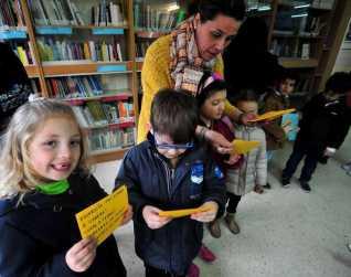 Intercambio entre alumnos del Bouza Brey y de O Piñeiriño