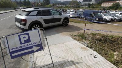 El AMPA del colegio de O Piñeiriño recomienda que se use el aparcamiento anexo al centro